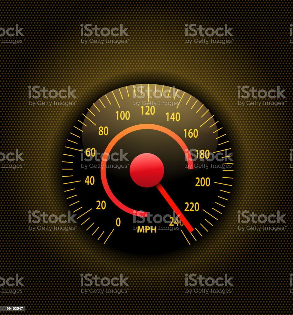 dashboard symbol royalty-free stock vector art
