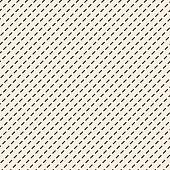 Dashed lines geometric seamless pattern