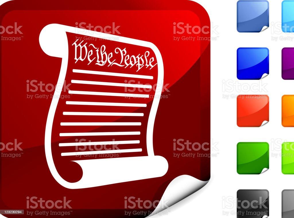 Declaration of Independence internet royalty free vector art royalty-free stock vector art