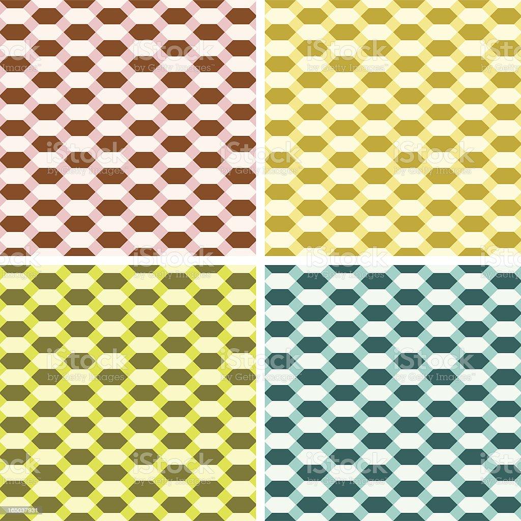 Deco Pattern royalty-free stock vector art
