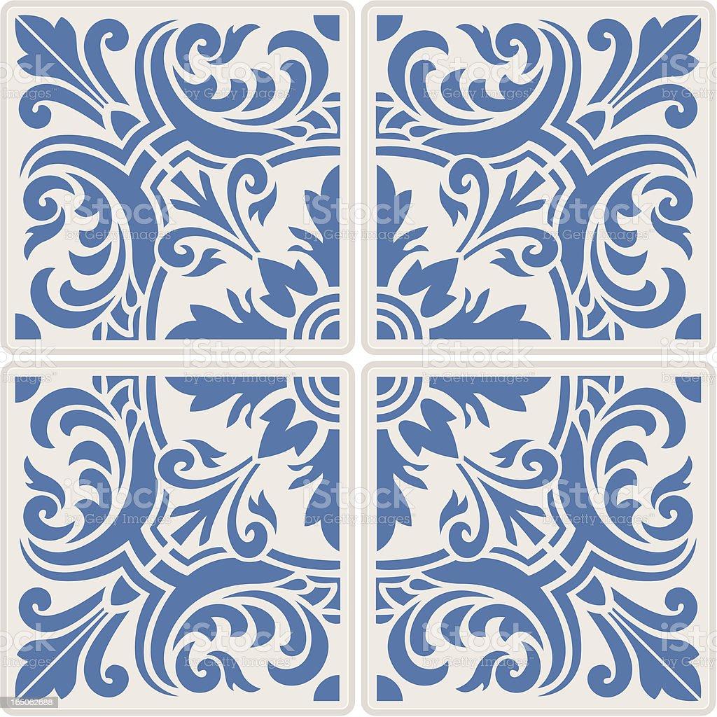 Decor Ornaments royalty-free stock vector art