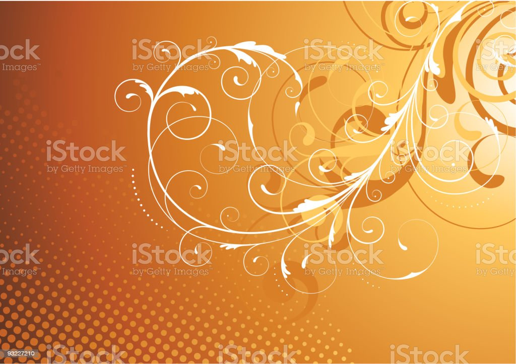 Decorative background royalty-free stock vector art