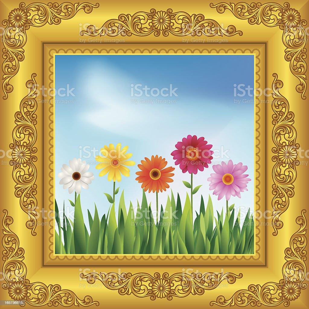 Decorative Border royalty-free stock vector art