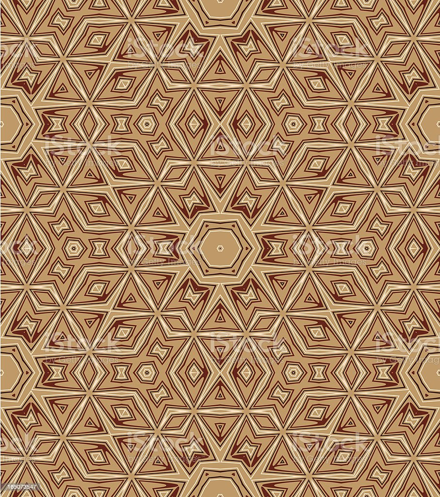 Decorative pattern . royalty-free stock vector art