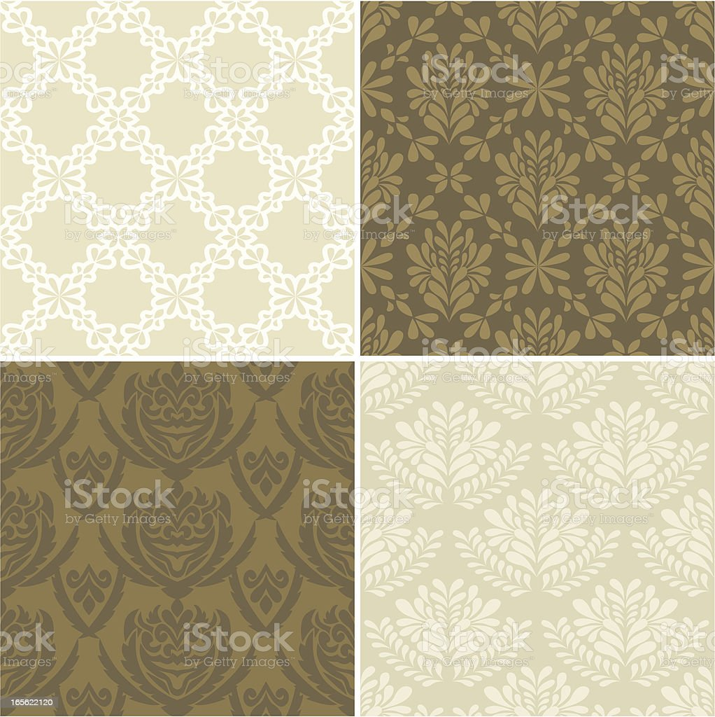 Decorative pattern royalty-free stock vector art