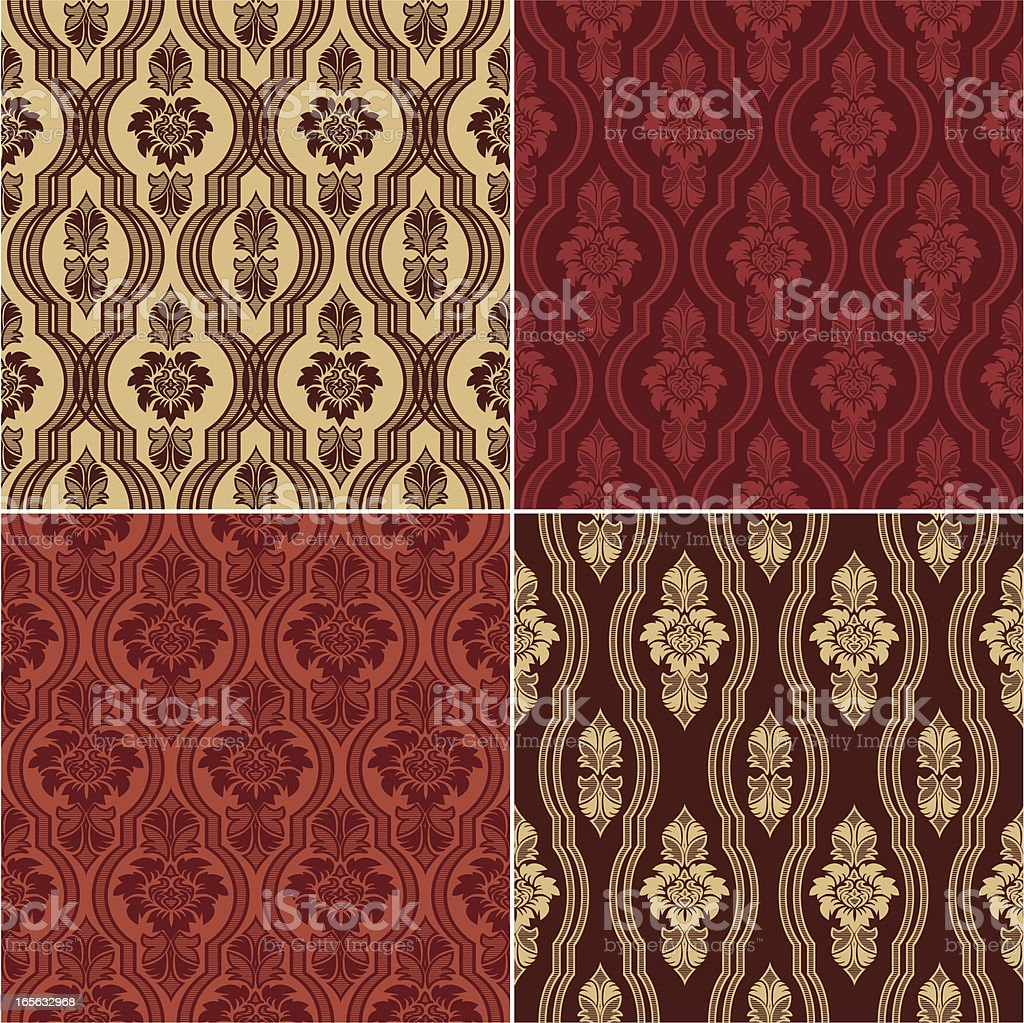 Decorative pattern . royalty-free stock vector art