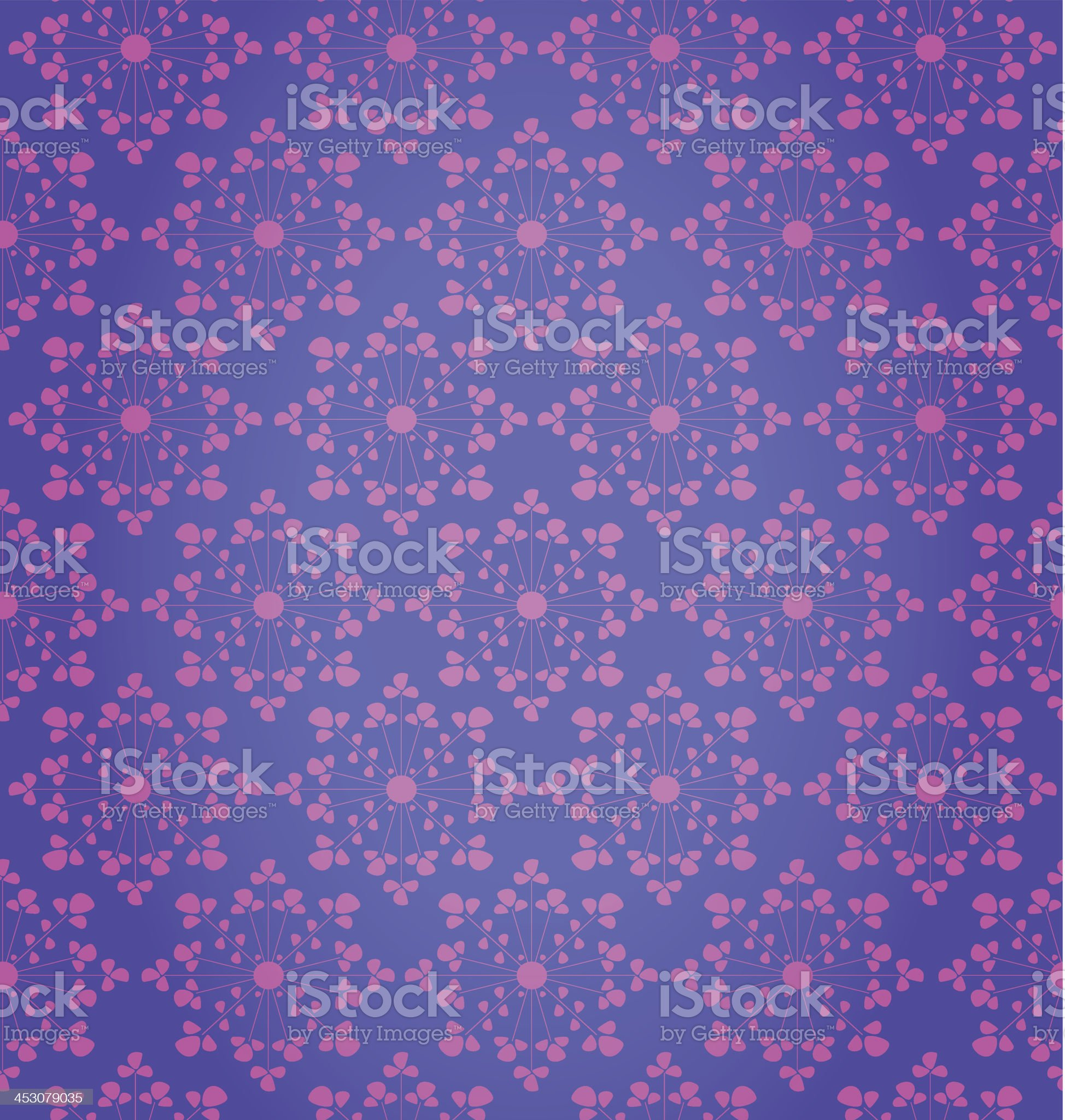 Decorative tiles seamless background royalty-free stock vector art