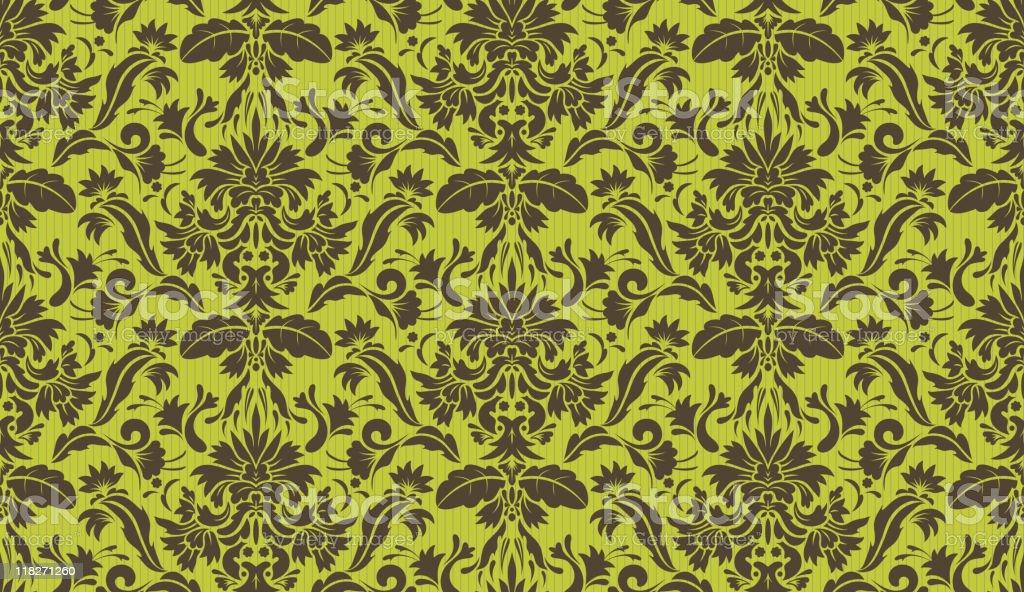 Decorative wallpaper background royalty-free stock vector art
