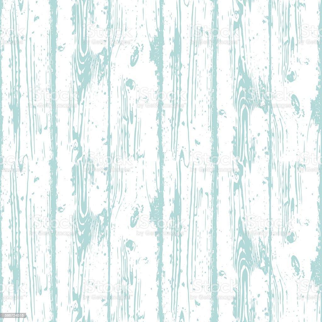Decorative Wooden Seamless Pattern. vector art illustration