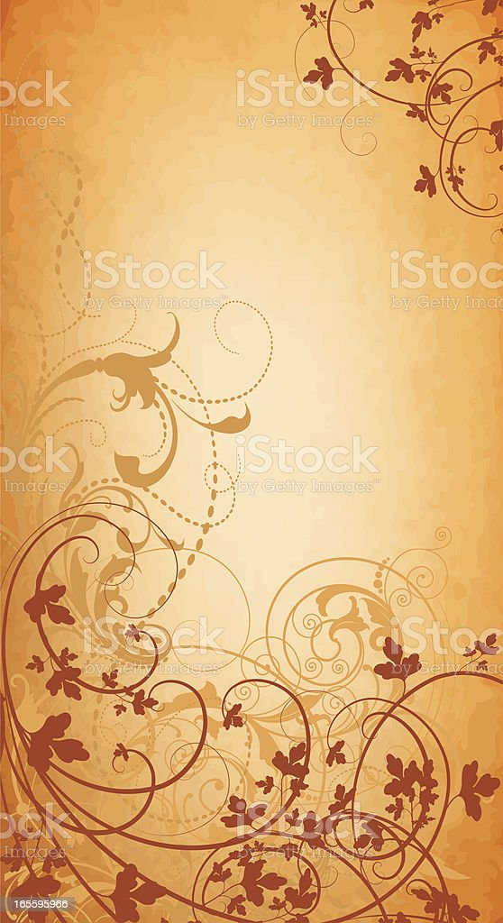 Deep Antique Gradient royalty-free stock vector art