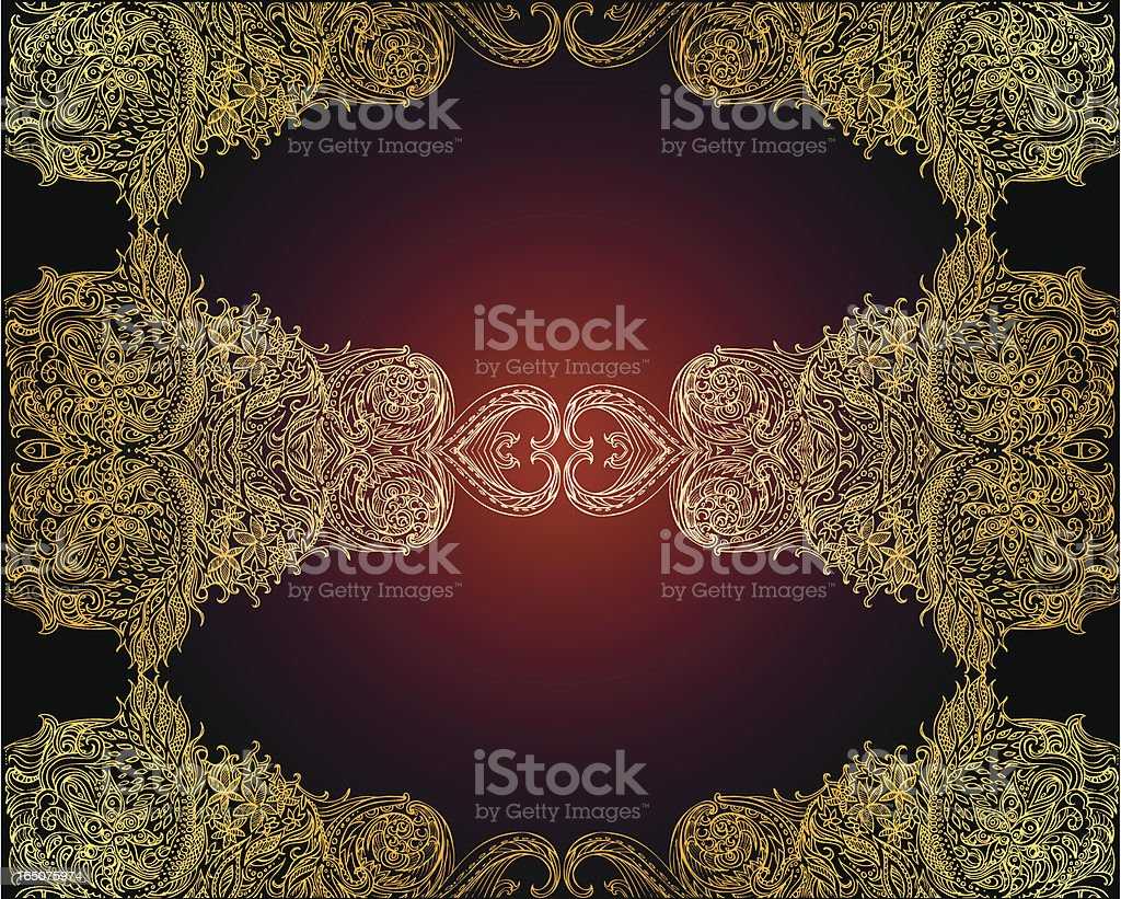 deep connection royalty-free stock vector art