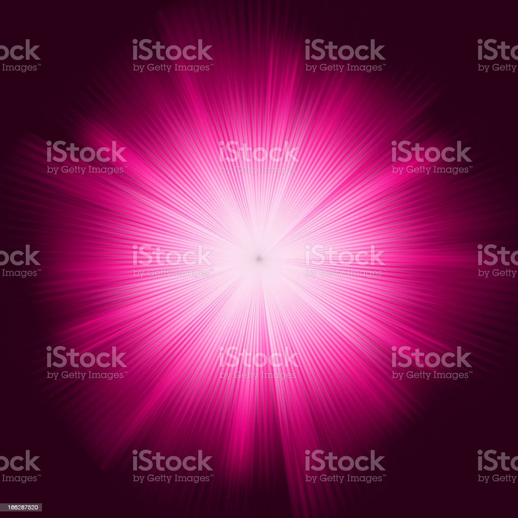 Deep Purple color design with a burst. EPS 8 royalty-free stock vector art