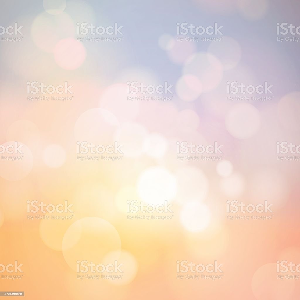 Defocused Abstract Background vector art illustration