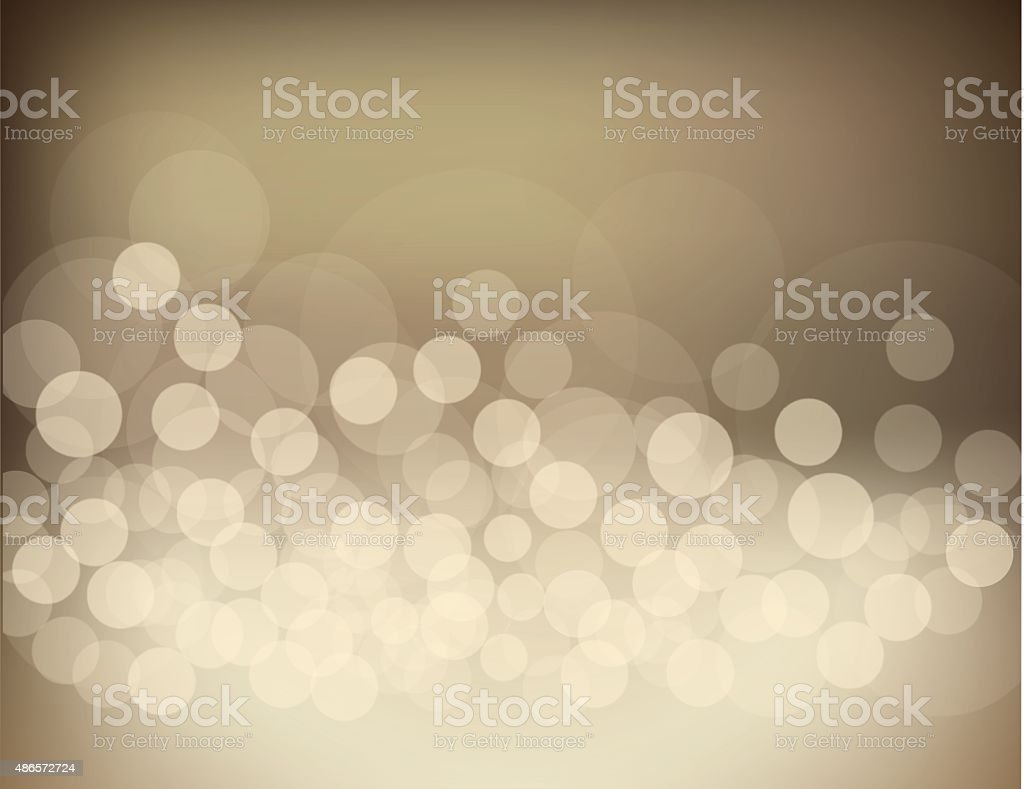 Defocused background vector art illustration
