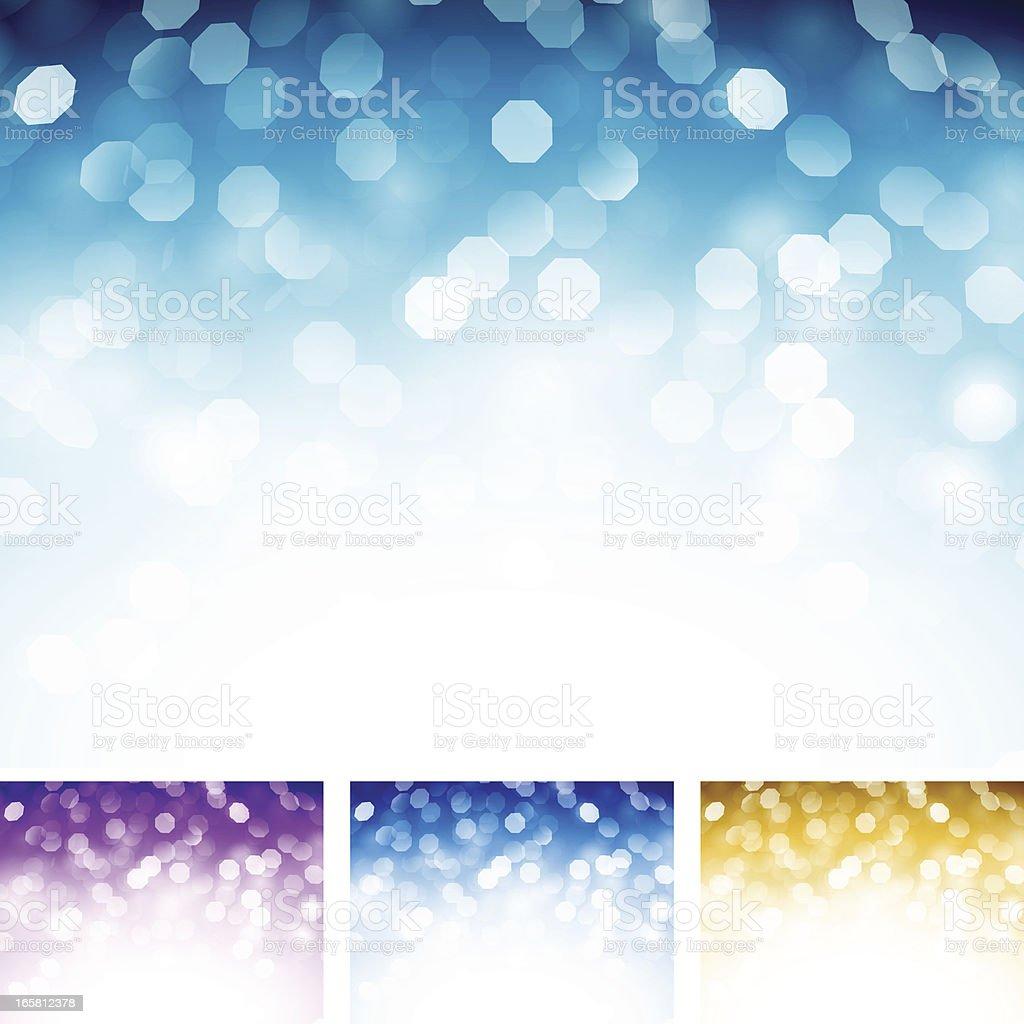 Defocused lights background royalty-free stock vector art