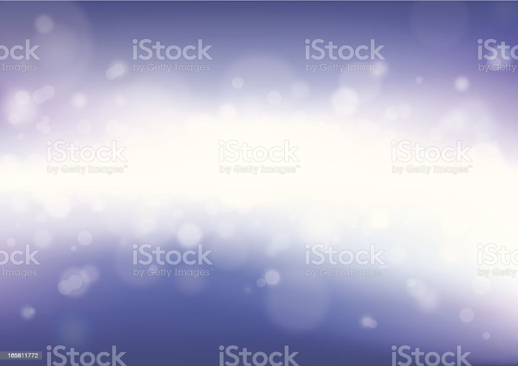 Defocused lights royalty-free stock vector art