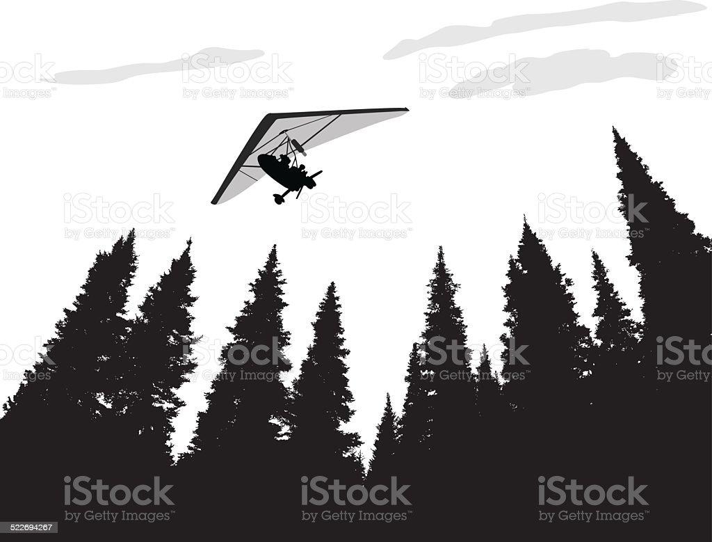 DeltaRide vector art illustration