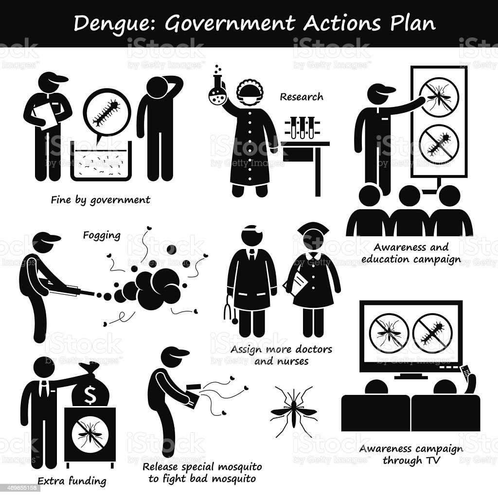 Against the Government Clip Art