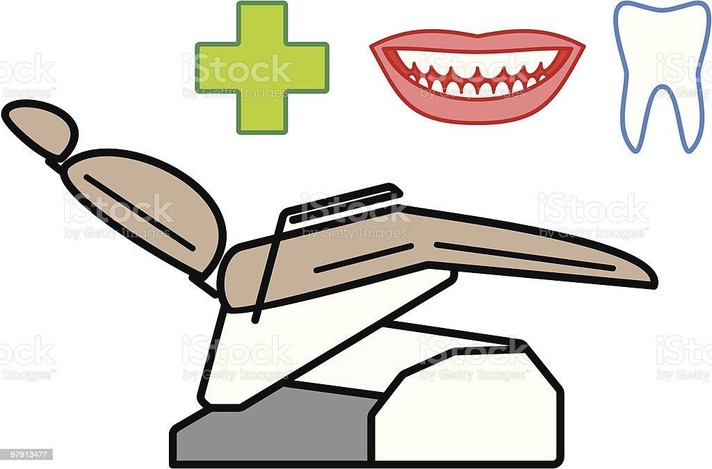 Dental Care Illustration vector art illustration