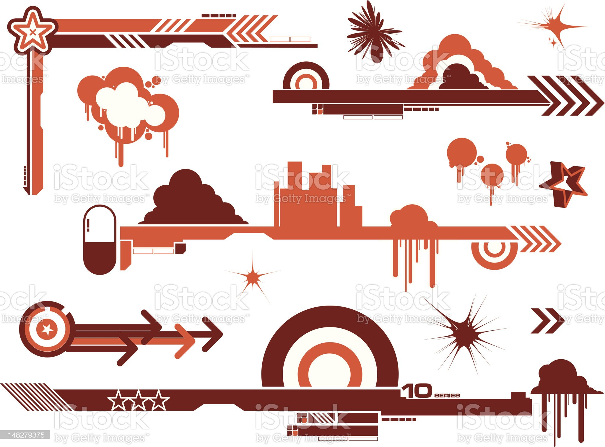 Design elements 002 royalty-free stock vector art