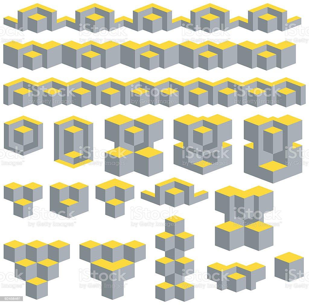 Design Elements (vectors) royalty-free stock vector art