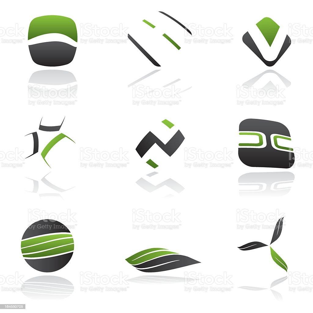 Design elements - vol 31 royalty-free stock vector art