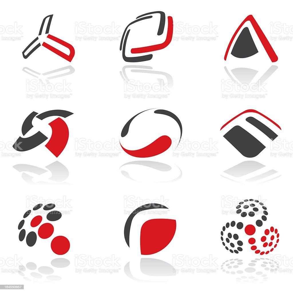 Design elements - vol 33 royalty-free stock vector art