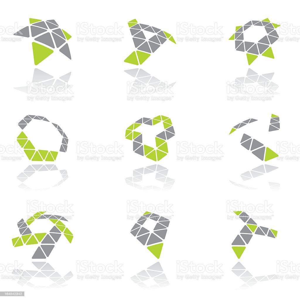 Design elements - vol 59 royalty-free stock vector art