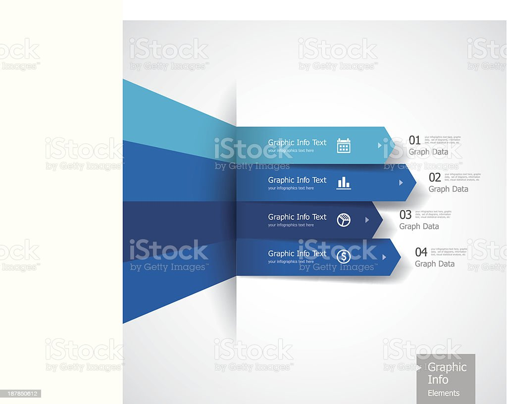 Design Elements-Graphic Info royalty-free stock vector art