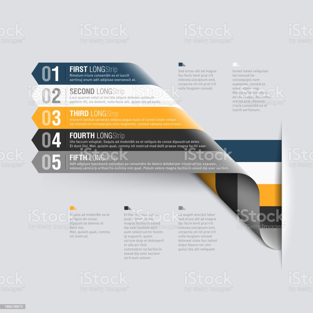 Design template royalty-free stock vector art