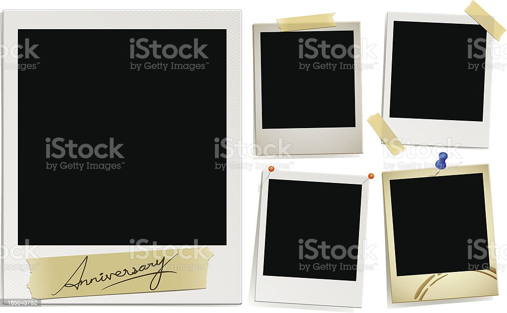 detail photos (vector) royalty-free stock vector art