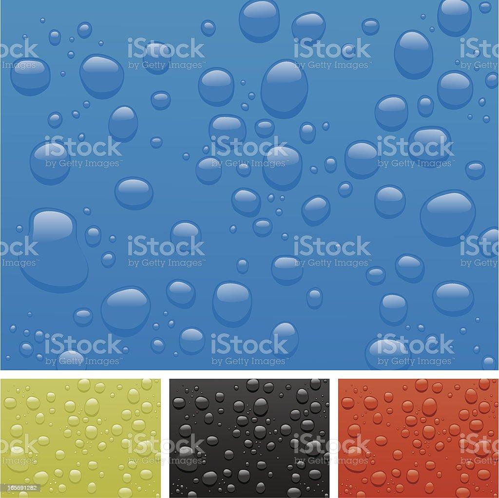 Dew. royalty-free stock vector art