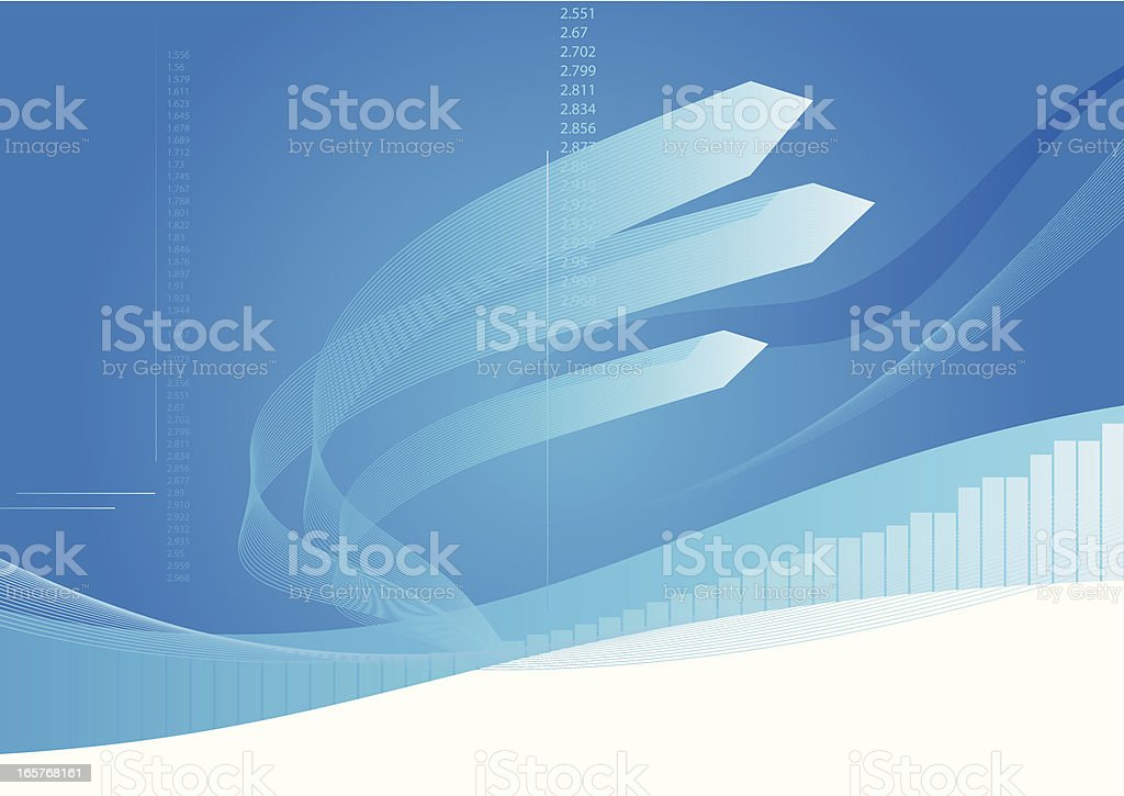 diagram_background royalty-free stock vector art