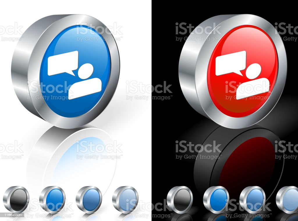 dialog balloon royalty free vector art royalty-free stock vector art