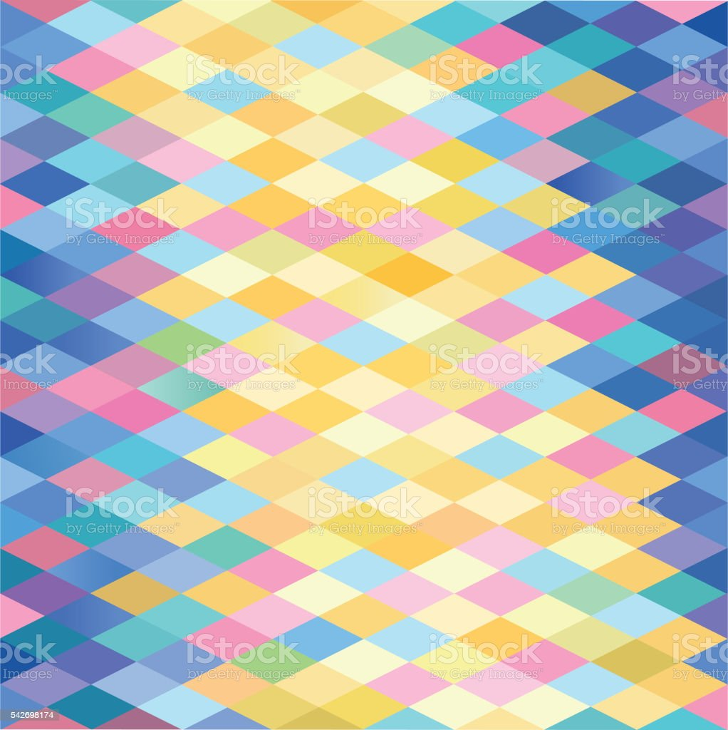 diamond background 1 vector art illustration