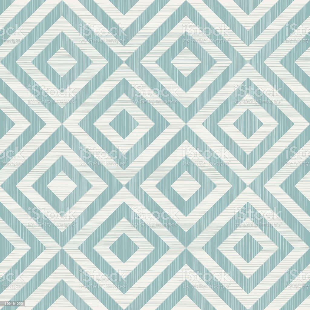 diamond geometric seamless pattern royalty-free stock vector art