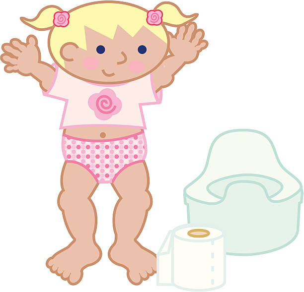 Potty Clip Art, Vector Images & Illustrations - iStock