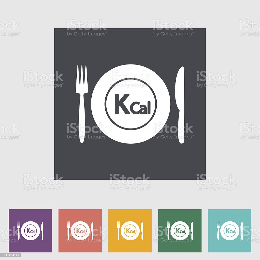 Diet concept. royalty-free stock vector art