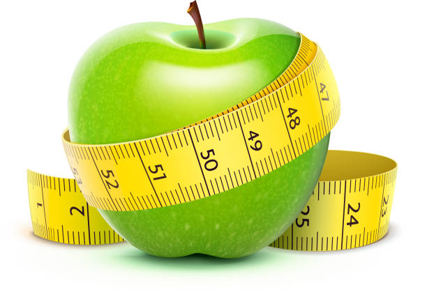 Weight Loss Clip Art, Vector Images & Illustrations - iStock