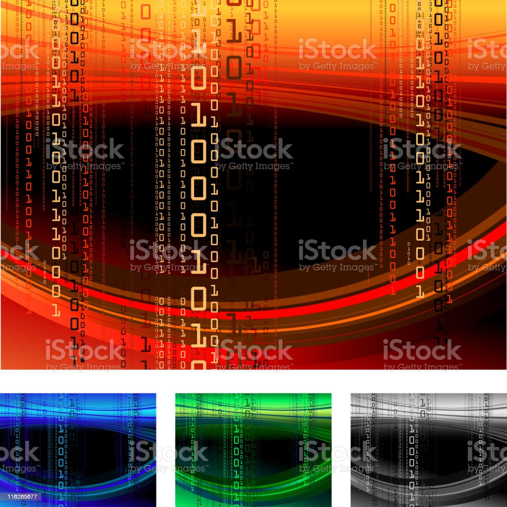 Digital abstract Background royalty free vector royalty-free stock vector art
