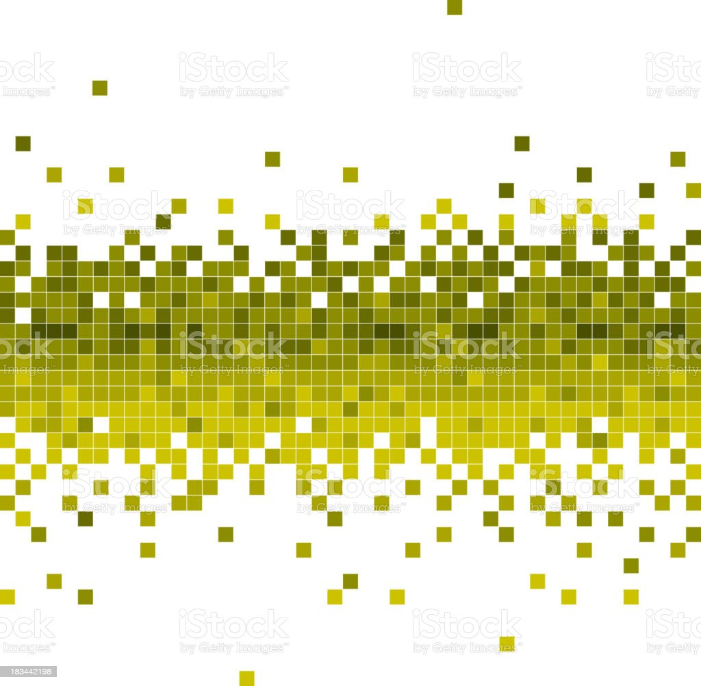 digital data flowing background vector art illustration