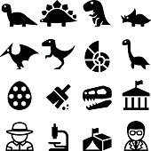 Dinosaur & Excavation icon