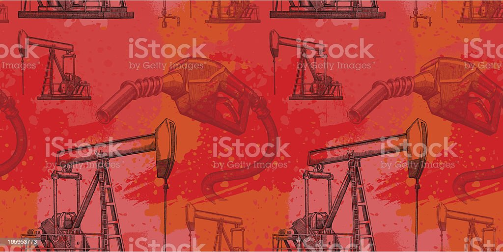 Dirty Energy Design royalty-free stock vector art