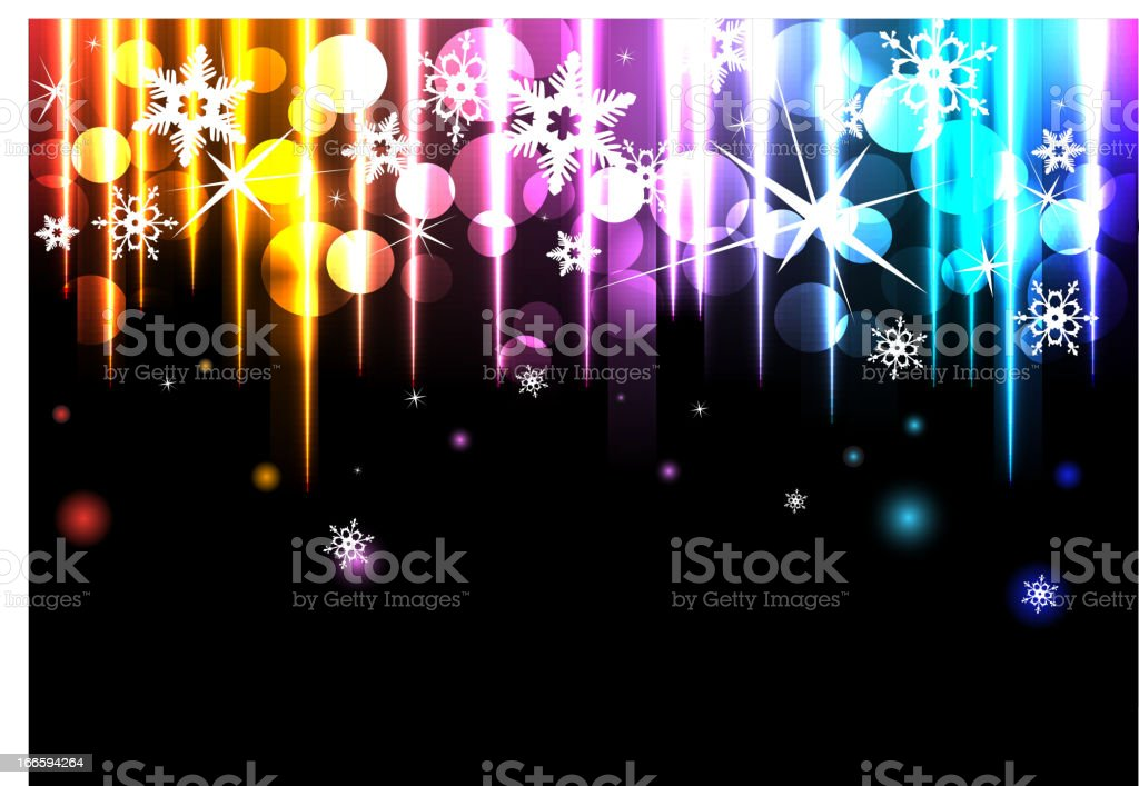 Disco holiday background. royalty-free stock vector art