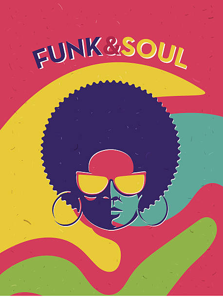 Funk Music Clip Art, Vector Images & Illustrations - iStock