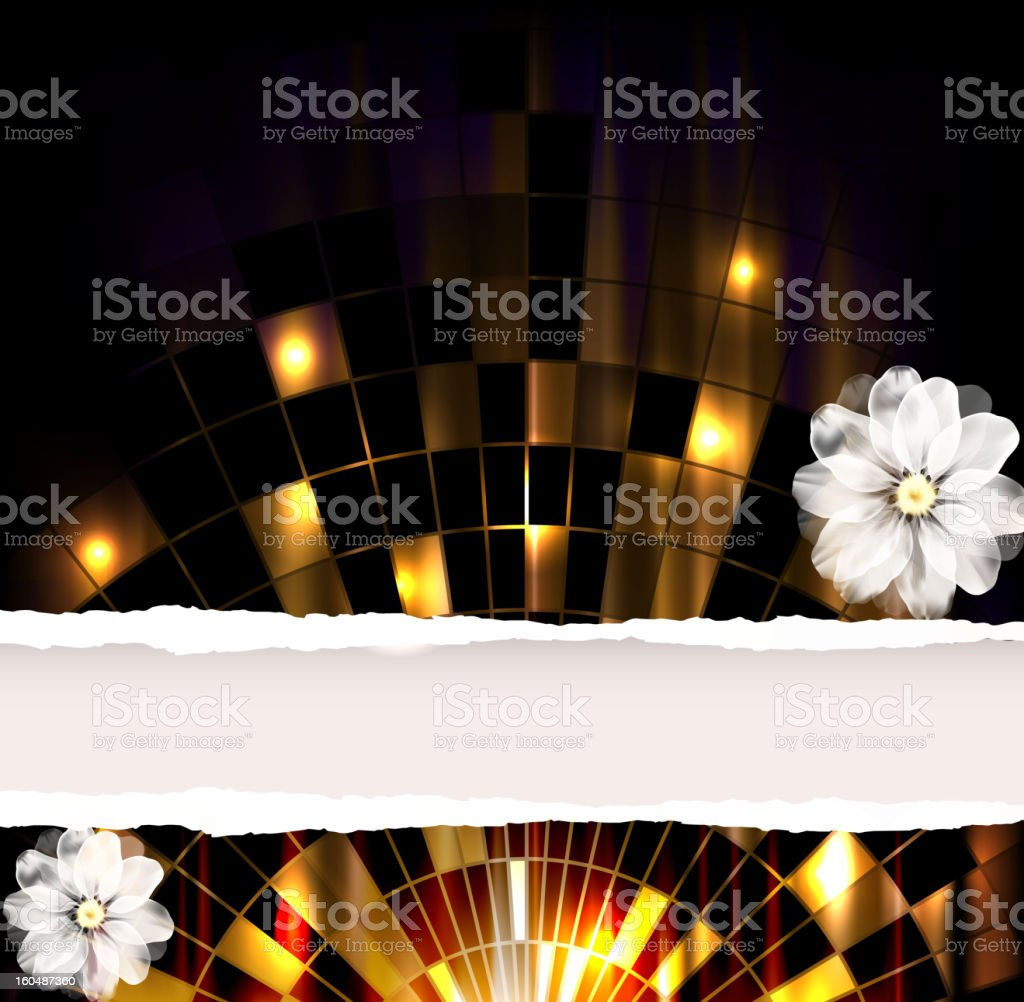 Disco royalty-free stock vector art