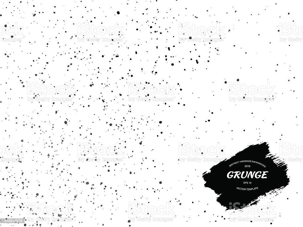 Distress Overlay Texture vector art illustration
