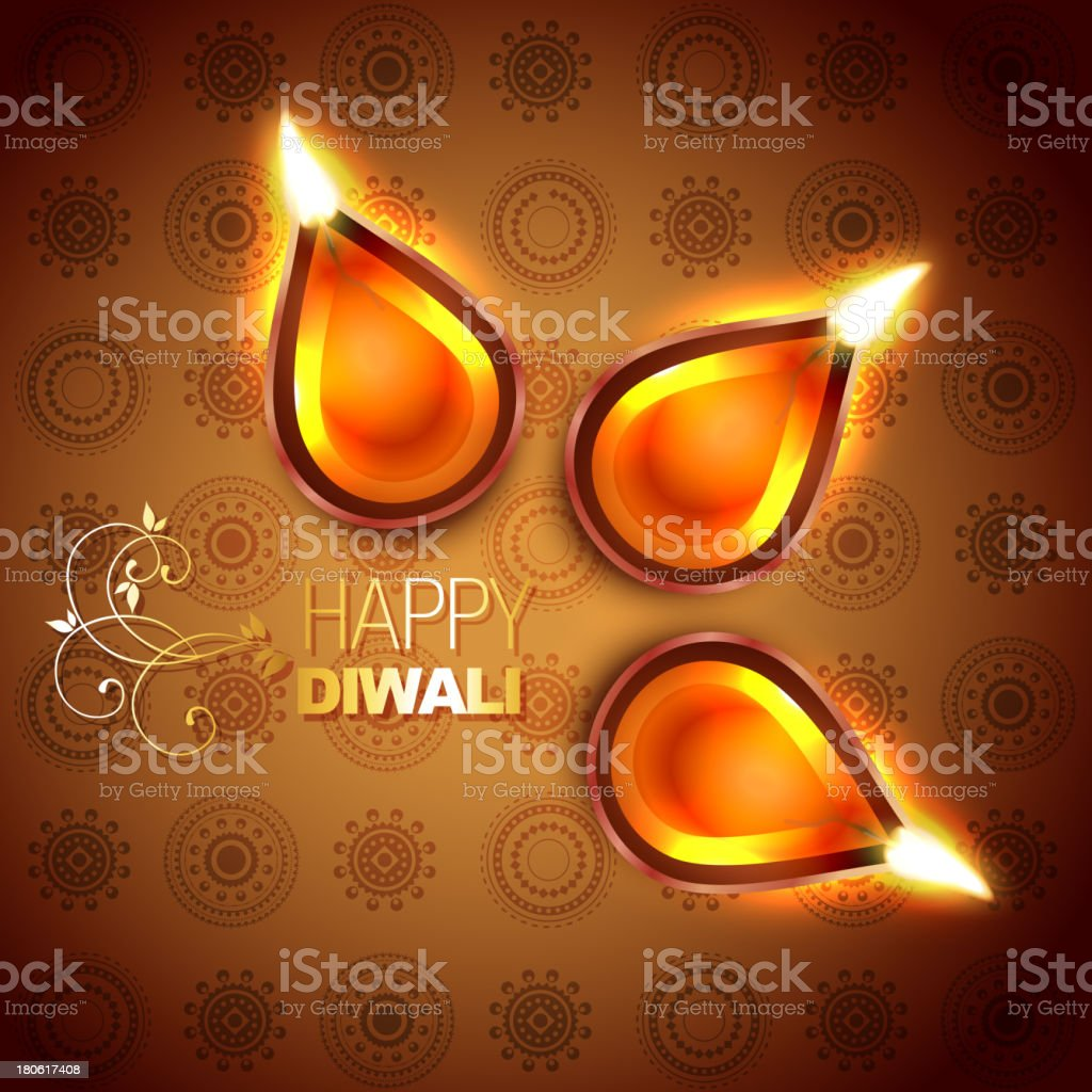 diwali festival royalty-free stock vector art
