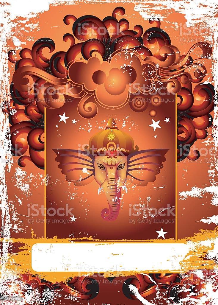 Diwali Greetings royalty-free stock vector art