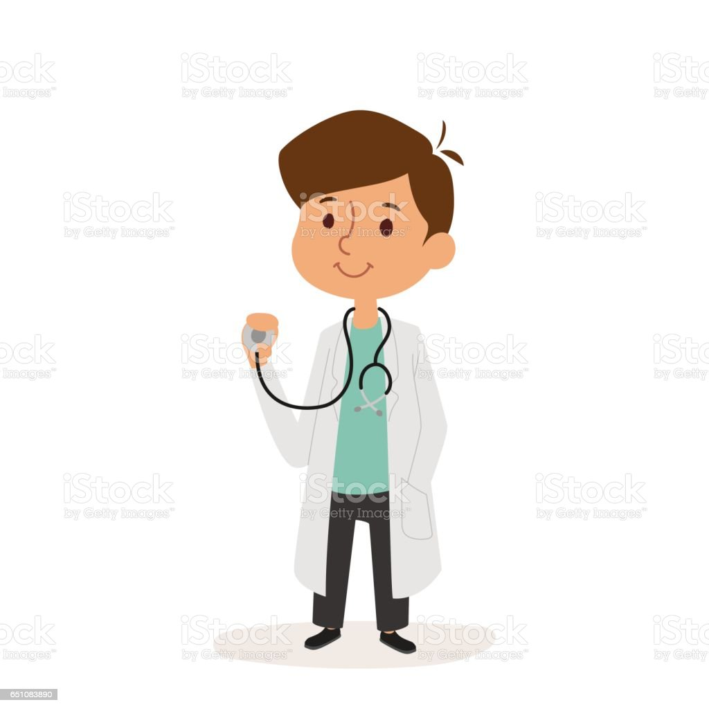 doctor cartoon character person on white background vector Doctor Who Silhouette Doctor Who Silhouette